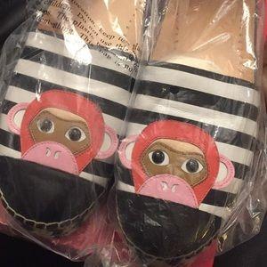 Kate Spade Monkey Espadrilles